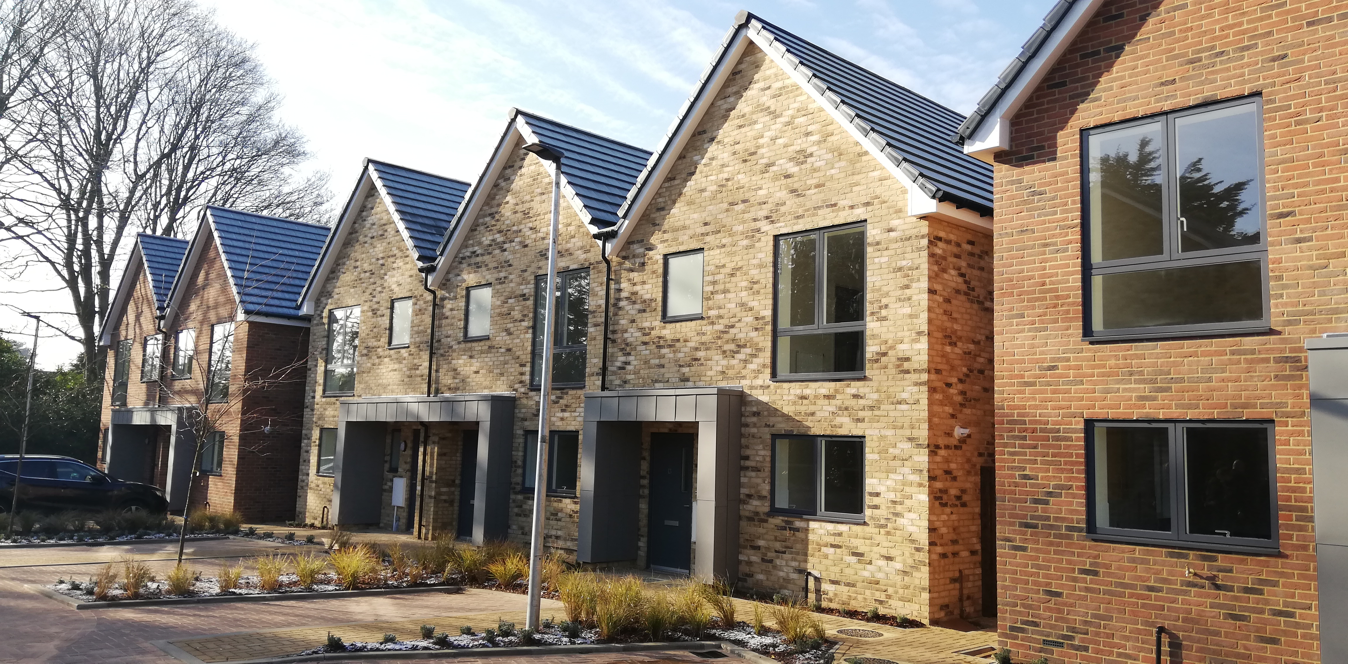 Affordable housing in St Albans